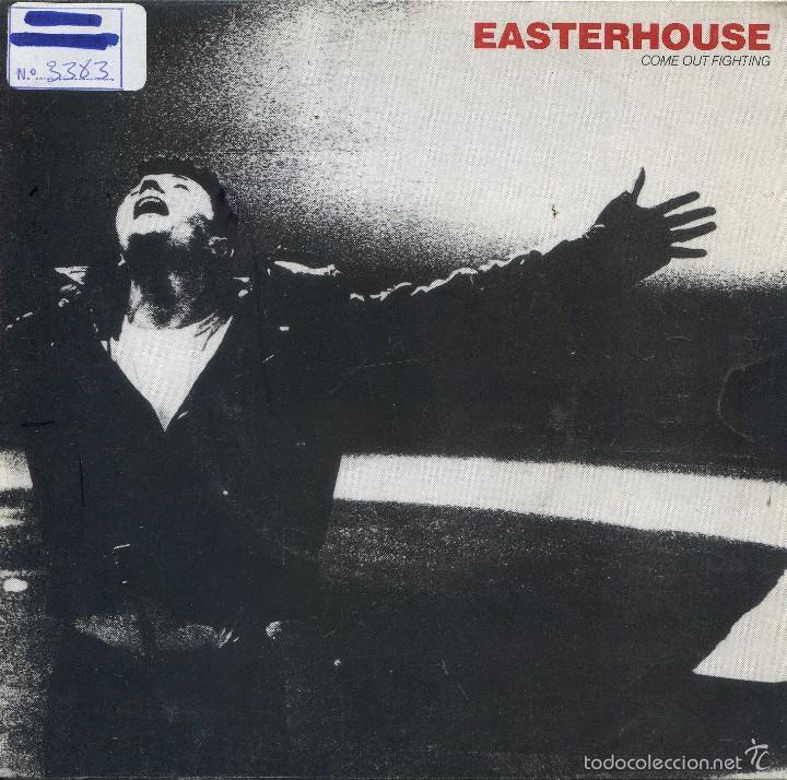 EASTERHOUSE / COME OUT FIGHTING (SINGLE PROMO 1989) (Música - Discos - Singles Vinilo - Pop - Rock Extranjero de los 90 a la actualidad)