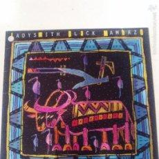Discos de vinilo: LADYSMITH BLACK MAMBAZO JOURNEY OF DREAMS ( 1988 WEA ESPAÑA) PAUL SIMON AFRICA . Lote 57555504
