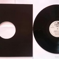 Discos de vinilo: CRUISIN GANG - AMERICA (VOCAL) / AMERICA (INSTRUMENTAL) (MAXI 1986). Lote 57555701