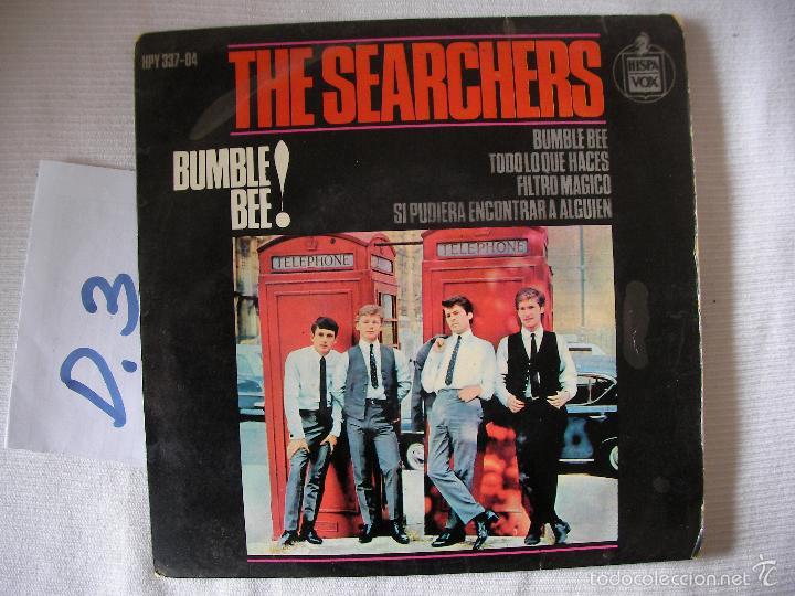 ANTIGUO SINGLE - THE SEARCHERS - ENVIO INCLUIDO A ESPAÑA (Música - Discos - Singles Vinilo - Otros estilos)