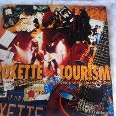 Discos de vinilo: LP DOBLE-ROXETTE-TOURISM. Lote 57561052