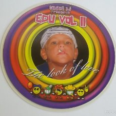 Discos de vinilo: VINILO/DISCO/LP-CHUMI DJ PRESENTS EDU VOL II.-THE LOOK OF LOVE.. Lote 57569316