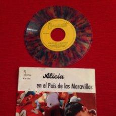 Discos de vinilo: VINILO ALICIA EN EL PAIS DE LAS MARAVILLAS . Lote 57569577