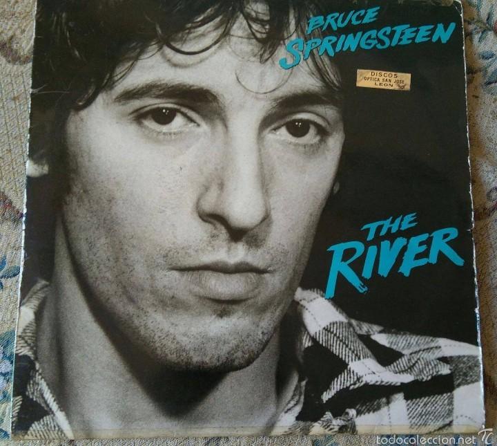 BRUCE SPRINGSTEEN - THE RIVER LP (Música - Discos - LP Vinilo - Rock & Roll)