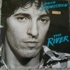 Discos de vinilo: BRUCE SPRINGSTEEN - THE RIVER LP. Lote 57571326