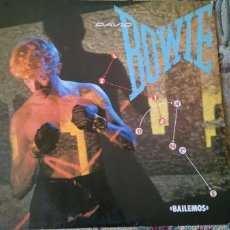 Discos de vinilo: DAVID BOWIE LET'S DANCE (BAILEMOS) LP. Lote 57571744