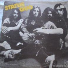 Discos de vinilo: STATUS QUO THE BEST OF STATUS QUO . Lote 57581509