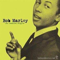 Discos de vinilo: BOB MARLEY-THE JAMAICAN SINGLES,VINILO DIEZ PULGADAS. Lote 57581843