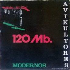 Discos de vinilo: AVIKULTORES MODERNOS. 120 MB. PDI, SPAIN 1986 LP. Lote 57582533