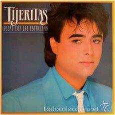 Discos de vinilo: TIJERITAS– SUEÑO CON LAS ESTRELLAS - LP SPAIN 1986. Lote 103120738