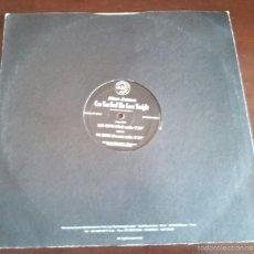 Discos de vinilo: ALAN JONES - CAN YOU FEEL THE LOVE TONIGHT - MAXI SINGLE.12 - IMPORTACION. Lote 57585138
