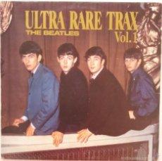 Discos de vinilo: THE BEATLES -ULTRA RARE TRAX VOL.1 -LP VINILO COLOR. Lote 57591296