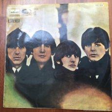 Discos de vinilo: THE BEATLES FOR SALE LP – EMI ODEON 1965, SPAIN. Lote 57593734