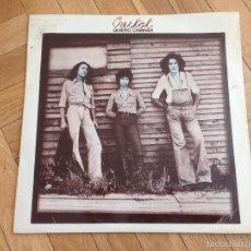 Discos de vinilo: LP VINILO CRISTAL / QUIERO CAMINAR / RCA PROMO PROMOCIONAL 1976. Lote 57601625
