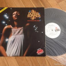 Discos de vinilo: LP VINILO DONNA SUMMER / LOVE TO LOVE YOU BABY / ARIOLA 1975. Lote 57603852