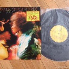 Discos de vinilo: LP VINILO LABELLE NIGHTBIRDS INCLUYE LADY MARMALADE EPIC 1974. Lote 57606071