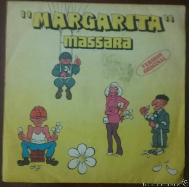 VINILO SINGLE : MASSARA