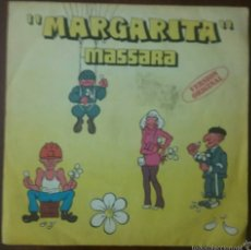 Discos de vinilo: VINILO SINGLE : MASSARA
