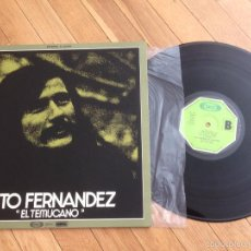 Discos de vinilo - LP VINILO TITO FERNANDEZ EL TEMUCANO MOVIEPLAY - 57607360