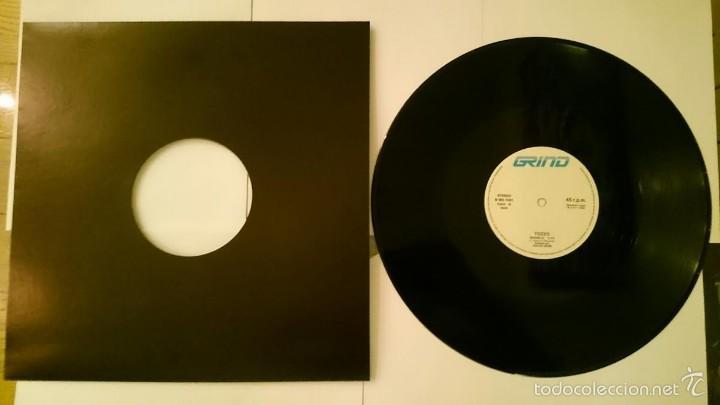 TOZZO - SHANKLE (5:10) / SHANKLE (5:00) (MAXI 1988) (Música - Discos de Vinilo - Maxi Singles - Disco y Dance)