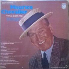 Discos de vinilo: MAURICE CHEVALIER-MA POMME, PHILIPS-6460 852. Lote 57626062