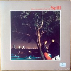 Discos de vinilo: SPILL : DON'T WANNA KNOW BOUT EVIL [UK 1992] 7'. Lote 57626654