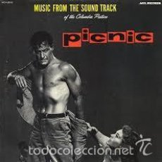 Discos de vinilo: BSO PICNIC LP. Lote 57627484