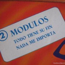 Discos de vinilo: MODULOS SG HISPAVOX 1969 TODO TIENE SU FIN/ NADA ME IMPORTA PROGRESIVO LOS ANGELES. Lote 57632192