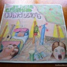 Discos de vinilo: SERGIO GODINHO COINCIDENCIAS (PHILIPS 812 388-1 - PORTUGAL 1983) . Lote 57634099