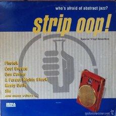 Discos de vinilo: V / A : STRIP OOP! [ITA 1996] LPX2/COMP. Lote 55717786