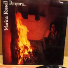 Discos de vinilo: MARINA ROSSELL. PENYORA. LP-GATEFOLD / CBS - 1978 / MBC. ***/***. Lote 57645130