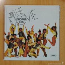 Discos de vinilo: VARIOS - A CHORUS LINE - BSO - LP. Lote 57647043