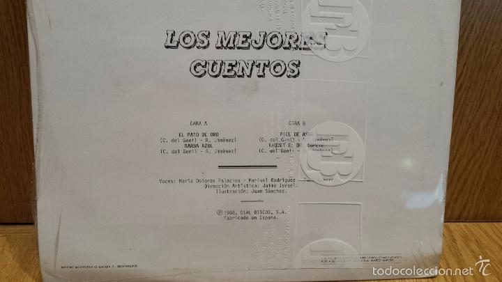 Discos de vinilo: LOS MEJORES CUENTOS. VOL 40 - LP / DIAL DISCO - 1988 / PRECINTADO. ***** - Foto 2 - 57649344
