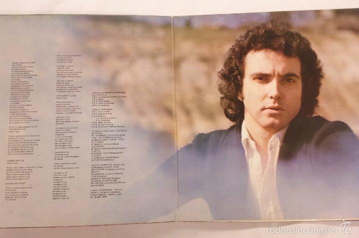 Discos de vinilo: DANIEL VEGA -LA NOCHE QUE PRECEDE A LA BATALLA -LP GONG - Foto 3 - 81992744