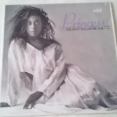 Dischi in vinile: PRINCESS - I'LL KEEP ON LOVING YOU - 1986. Lote 57656022