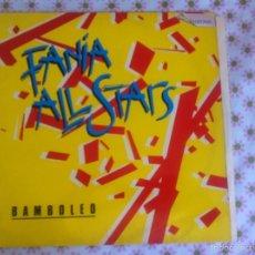 Discos de vinilo: LP FANIA ALL STARS-BAMBOLEO-ESPAÑA. Lote 57659666