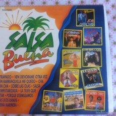 Discos de vinilo: LP SALSA BUENA-VARIOS ESPAÑA. Lote 57659830