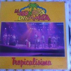 Discos de vinilo: LP LA SONORA DINAMITA-TROPICALISIMA-ESPAÑA. Lote 57659954