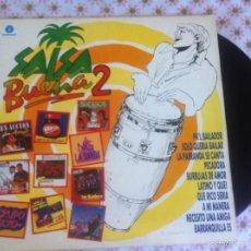 Discos de vinilo: LP SALSA BUENA 2-VARIOS-ESPAÑA. Lote 57660143