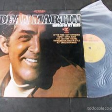 Discos de vinilo: DEAN MARTIN GENTLE ON MY MIND. Lote 57660363
