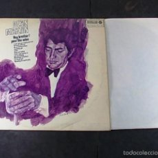 Discos de vinilo: DEAN MARTIN HEY BROTHER! POUR THE WINE. Lote 57660405