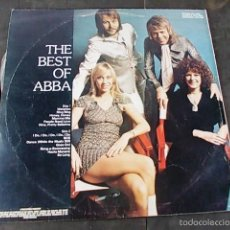 Discos de vinilo: ABBA THE BEST. Lote 57660417