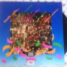 Discos de vinilo: LP ORQUESTA PLATERIA-MAG MAGAZINE ESPAÑA. Lote 57660655