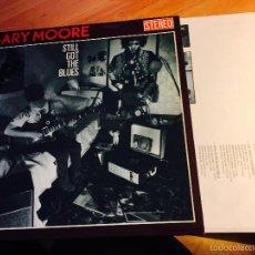Discos de vinilo: GARY MOORE (STILL GOT THE BLUES) LP 1990 ESPAÑA (VINC). Lote 57660763