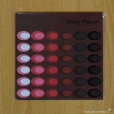 Discos de vinilo: DAILY PLANET - ROLLERBALL + 3 - EP. Lote 57664553