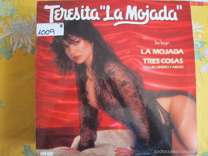LP - TERESITA LA MOJADA - LA MOJADA (SPAIN, DISCOS BELTER 1981) (Música - Discos - LP Vinilo - Solistas Españoles de los 70 a la actualidad)