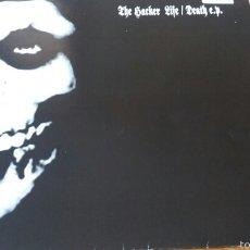 Discos de vinilo: THE HACKER.DEATH/LIVE EP.ELECTRAZOOO. Lote 57667214