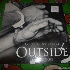 Discos de vinilo: GEORGE MICHAEL / OUTSIDE. Lote 57667763