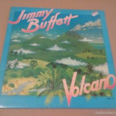 Discos de vinilo: JIMMY BUFFETT - VOLCANO (LP 1979, MCA RECORDS 63 28 891). Lote 57670218
