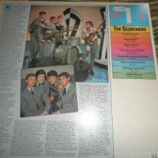 Discos de vinilo: THE SEARCHERS / GENE PITNEY LP - EDICION INGLESA - READERS DIGEST - MUY NUEVO (5).. Lote 57675476